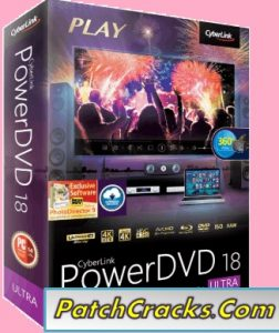Cyber Link Power DVD Ultra