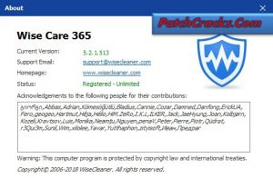 Wise Care 365 Pro 5.2.3 Build 518 Final