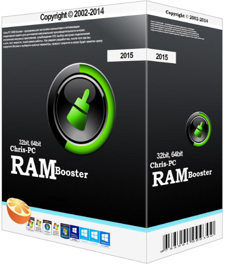 Chris-PC RAM Booster 4.80