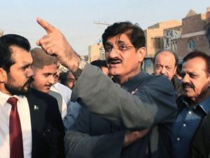 SC irked by move to place CM Sindh
