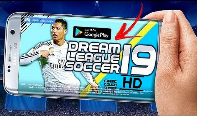 Download Dream League Soccer 2019 (MOD Apk, Unlimited Money) free on android