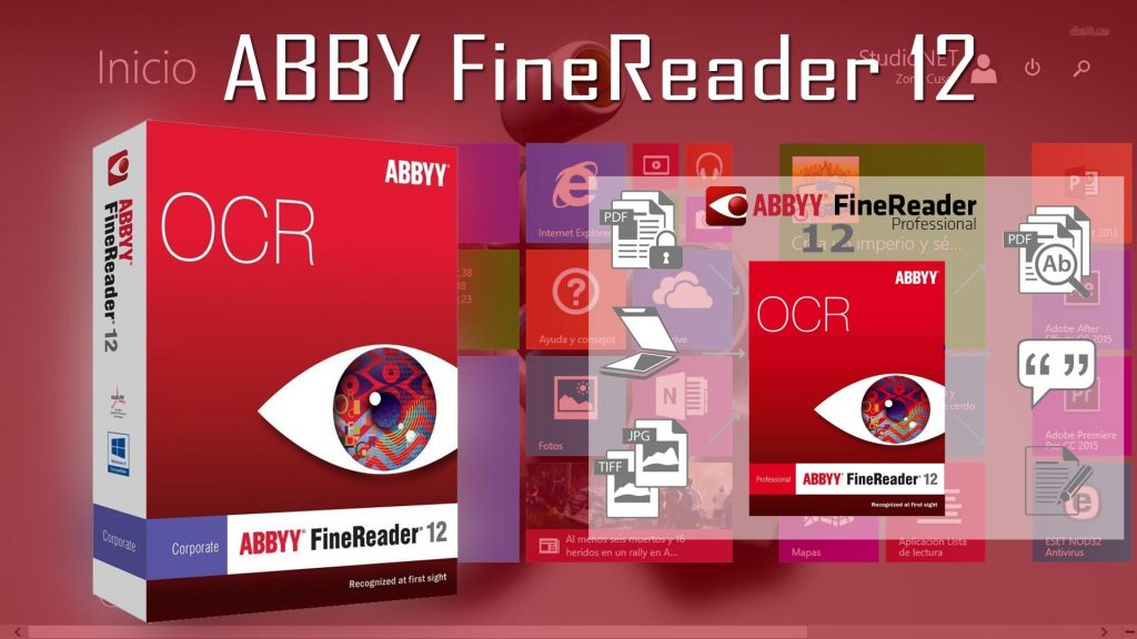ABBYY FineReader 14.0.107.212 Crack