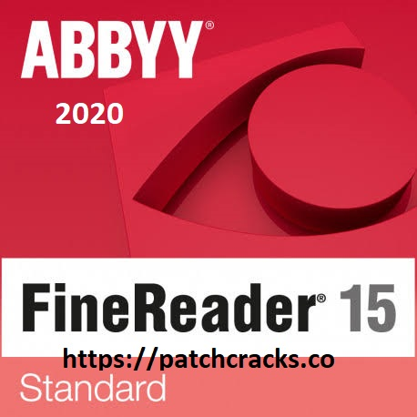 Abbyy Finereader 15.0.18.1494 Crack With Patch 2020 MAC & Win