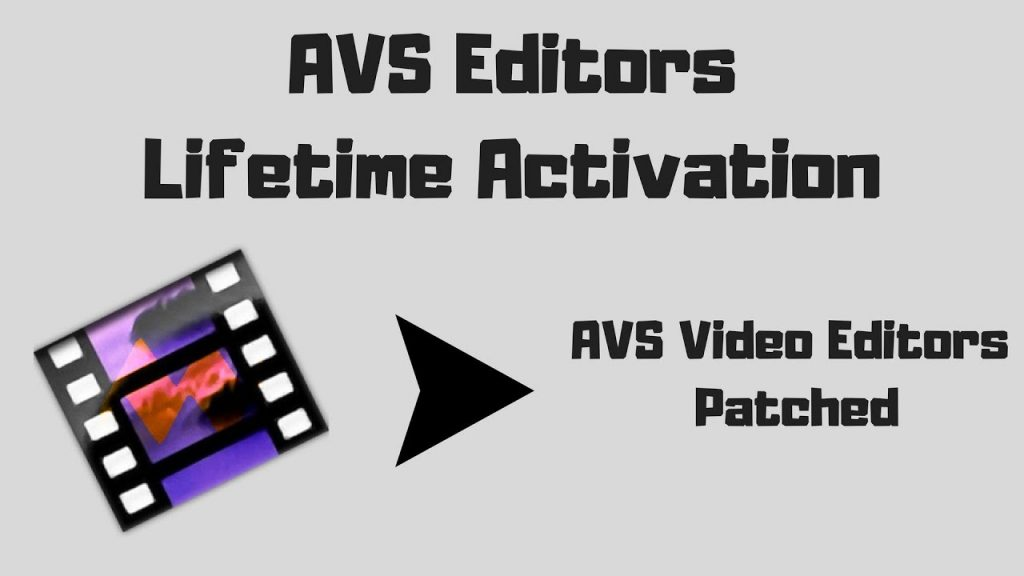 avs video editing software free download full version with key