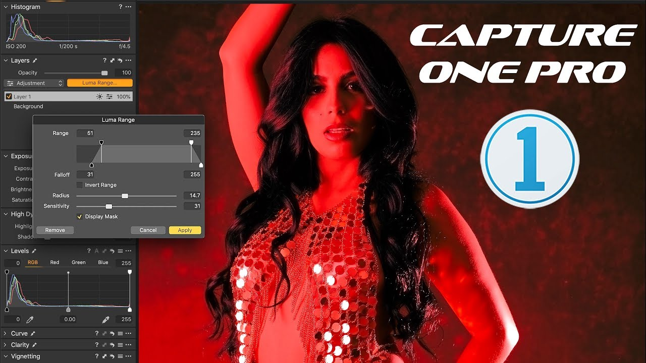 Capture one pro features