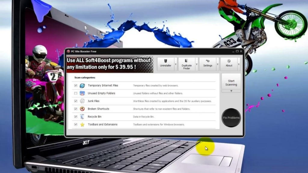 PC Win Booster 10.4.7.389