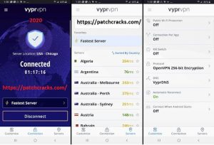 VyprVPN 3.15.2 With Serial Key For Win & Mac Free Download 2020