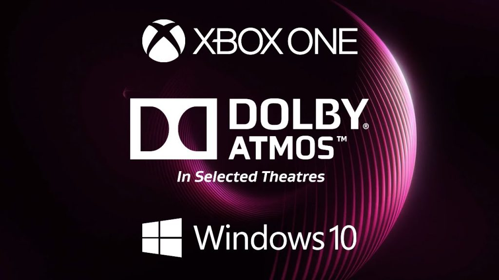 Dolby Atmos Xbox One Games Crack With For Windows