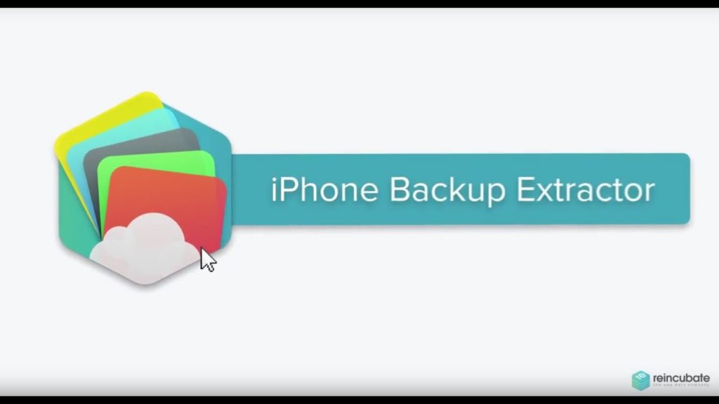 reincubate iphone backup extractor crack