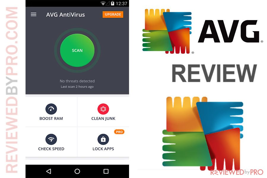 avg antivirus review android