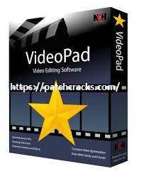 NCH VideoPad Video Editor 8.42 Beta Crack Full Registration Code