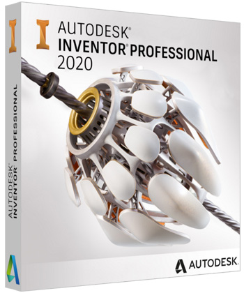 Autodesk Inventor Professional 2020.2 Keygen + Torrent Download