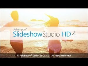 Ashampoo Slideshow Studio HD 4 Crack Serial Key Free Download 2020