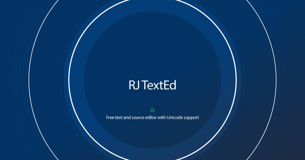 RJ TextEd 14.03 Update