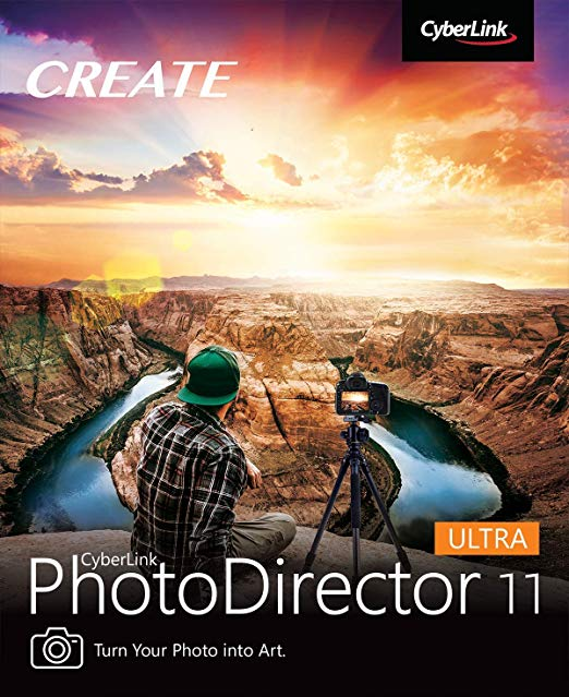 CyberLink PhotoDirector Ultra 12.0.2024.0 Crack Activation Key Download