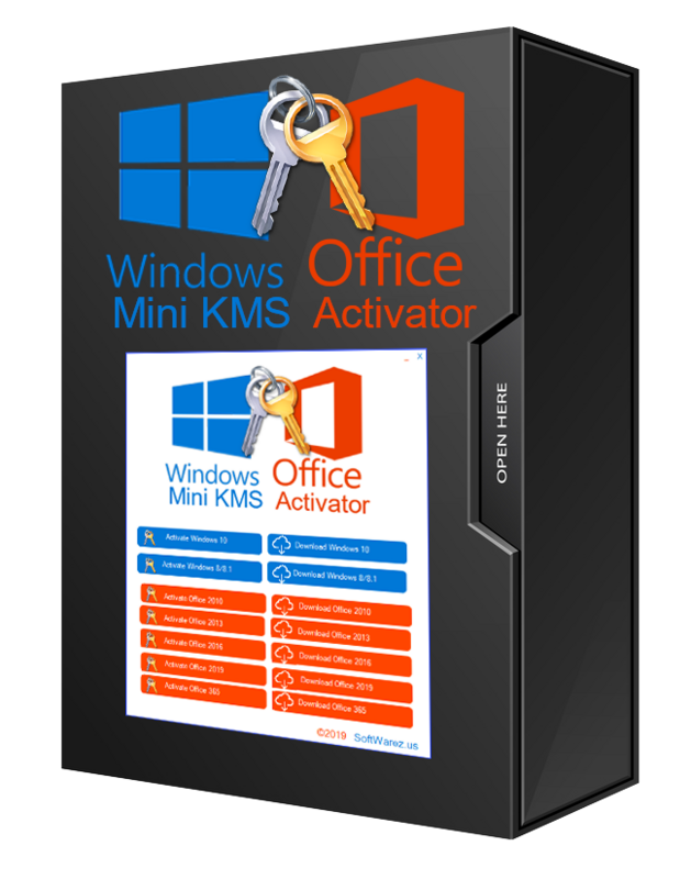 Mini KMS Activator