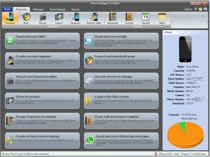 iDevice Manager 10 With Crack License Key Download For {Mac/ Win}