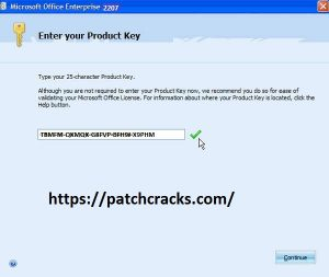 Microsoft Office 2207 Product Key With Crack Free Download 2020