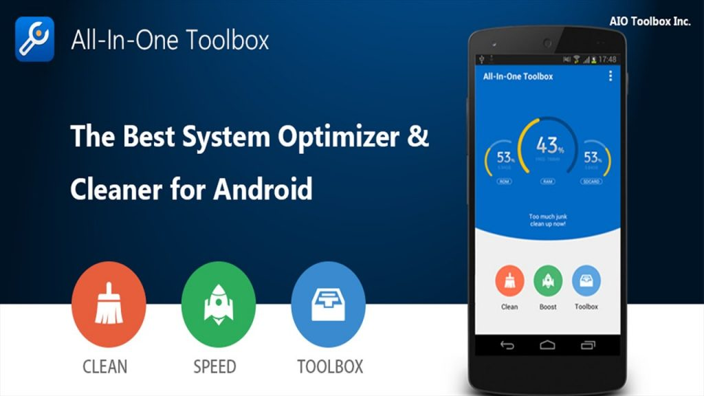 All-In-One Toolbox Android Cleaner