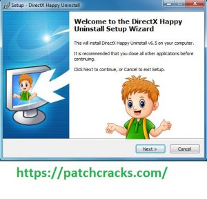 DirectX Happy Uninstall 6 Crack Serial Registration Code Download 2020