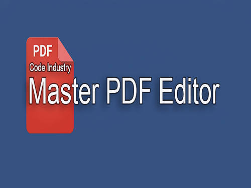 Master PDF Editor 5 With Crack Registration Code Free Download 2020