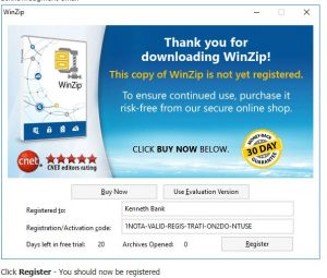 WinZip Driver Updater 5 Crack Free With Serial + Activation Key 2020