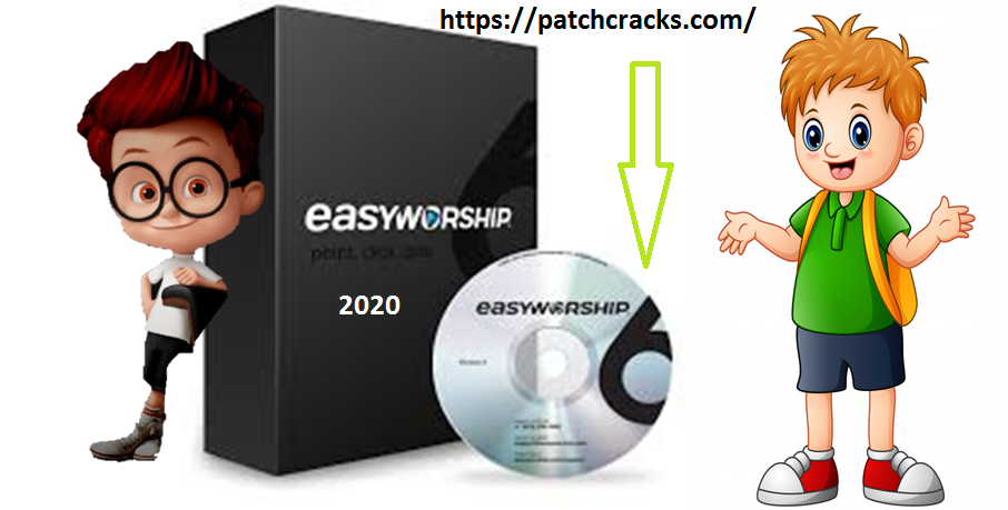 EasyWorship 7 Full Crack Product Key +Serial Free Download 2020