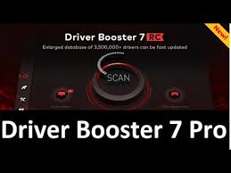 Driver Booster PRO 7 Crack Full Serial Keys Generator Download 2020
