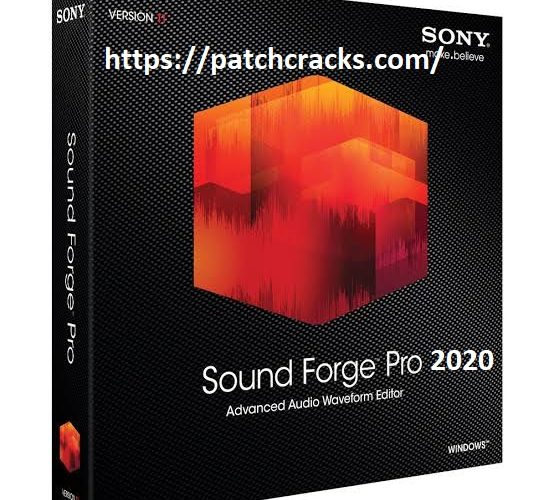 MAGIX SOUND FORGE Pro 19.0.1.23+Crack Key (2020) Download