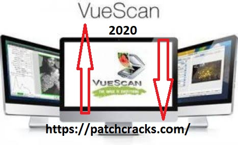 VueScan Pro Crack 9.7.12 Serial Number Generator For Mac & Win 2020