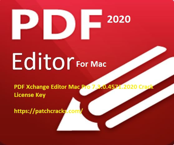 PDF Xchange Editor Plus 8.0.341.0 Crack + License Key Download