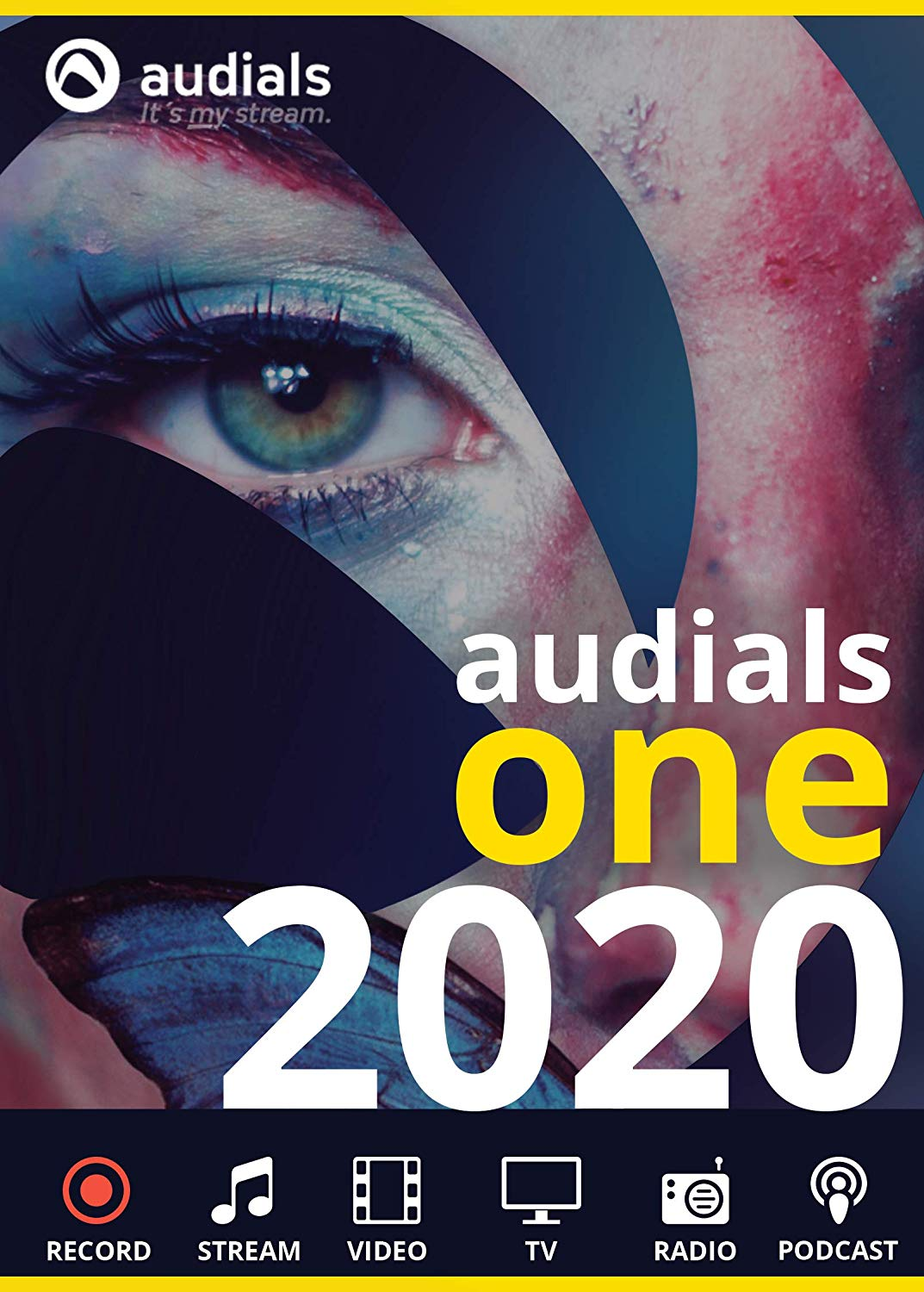 Audials One Platinum 2020.2.11.0 With Crack License Key Plus Torrent