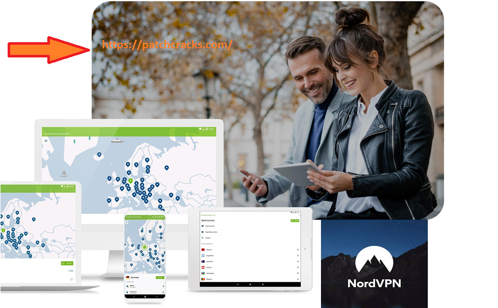 NordVPN 6.30.8.0 With Crack License Key Free Download 2020[Win/Mac]
