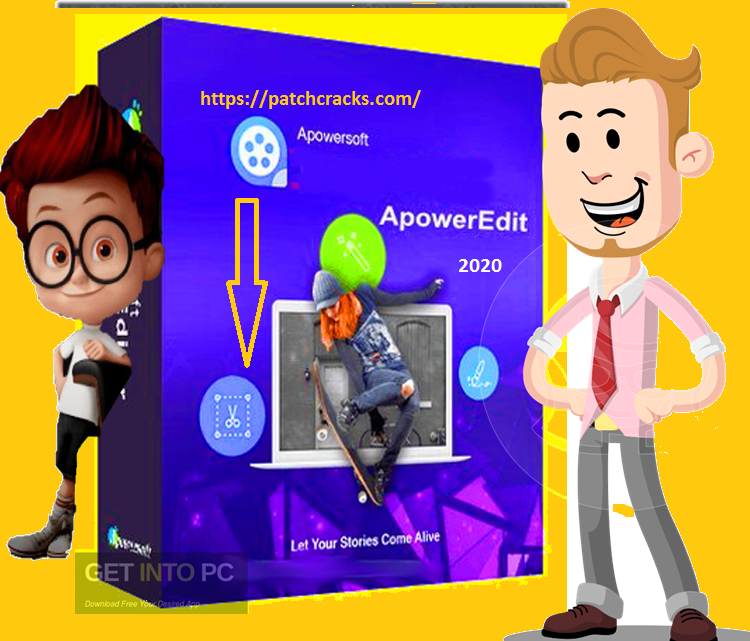 ApowerEdit 1.5.7.14 Crack Full Version Serial Key All OS Free Download