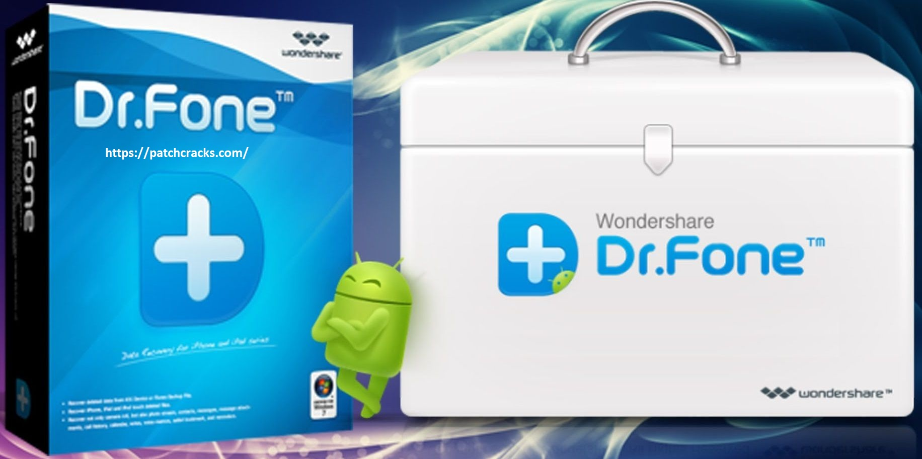 WonderShare Dr.Fone Toolkit 11 Crack Activation Code For Android iOS