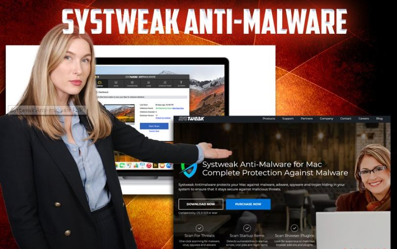 Systweak Anti-Malware For Mac Free Crack Download