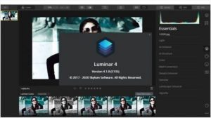 Luminar 1.1.0.3435 Crack Activation Key Download 2020