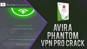 Avira Phantom VPN Pro Crack 2.31.1 Incl License Key Download 2020