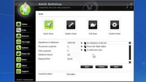 Amiti Antivirus 25.0.720 Crack Pulse Serial Number Download