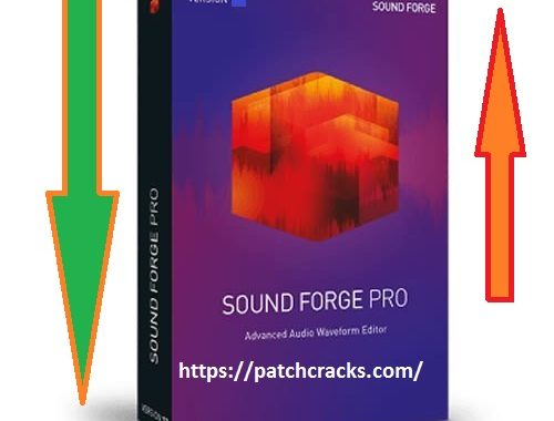 MAGIX SOUND FORGE Audio Studio 14.0.56 With Crack (100% Working)