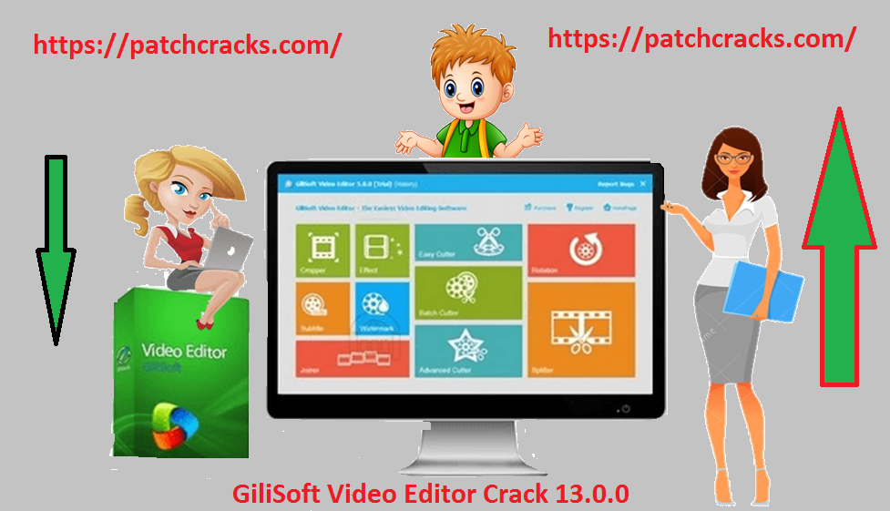 GiliSoft Video Editor Crack 12.1.0 Registration Code Crack Serial Keygen