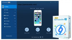 IOTransfer Pro Crack 4.1.1 Full Version Activation Code Free Download