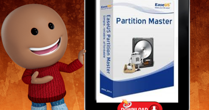 EaseUS Partition Master 14.0 WinPE ISO Full Crack License Code