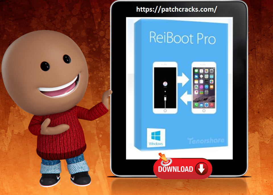Tenorshare ReiBoot iOS / PC 7.5.1 Registration Code Free LATEST