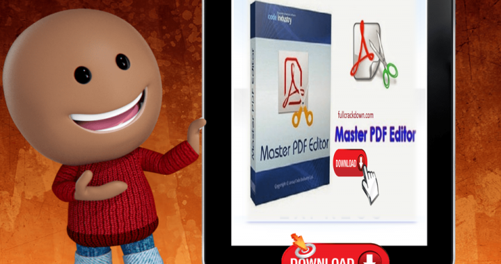 Master PDF Editor 5.6.29 With Crack Registration Code Free Download