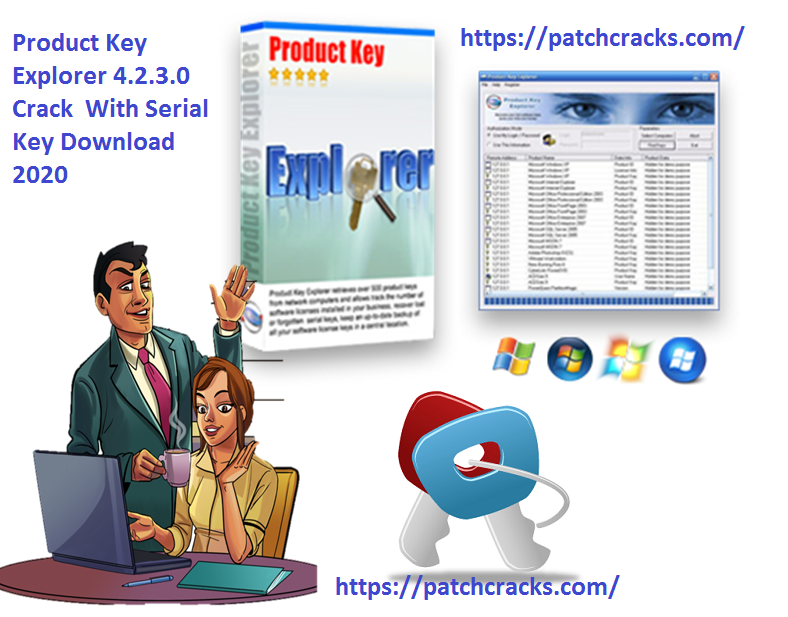 Product Key Explorer 4.2.3.0 Crack With Serial Key Download 2020