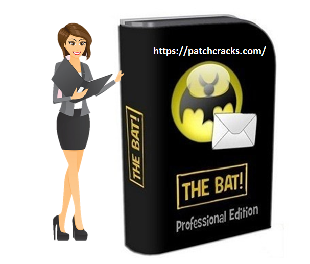 The Bat! Professional Edition 9.1.10 With Crack + Patch Is Here