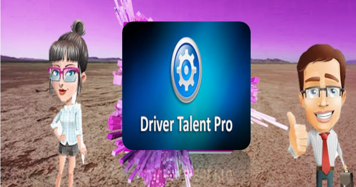 Driver Talent Pro 7.1.32.4 With Crack Activation Key Free Download
