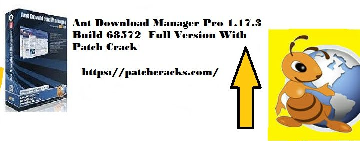 Ant Download Manager Pro 1.19.4 Full Version Patch Crack