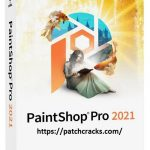 Corel PaintShop Pro 2021 23.1.0.27 Serial Number & Activation Code